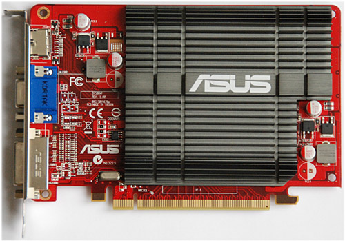 video card pci express slot