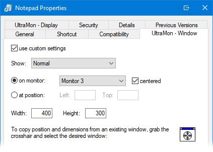 Realtime™ Soft UltraMon v3.20 x32 & x64 للتحكم في عدة شاشات